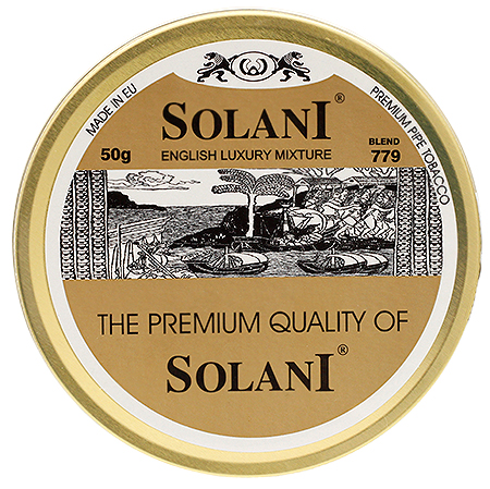 Solani Gold Label- English Luxury - 779 50g