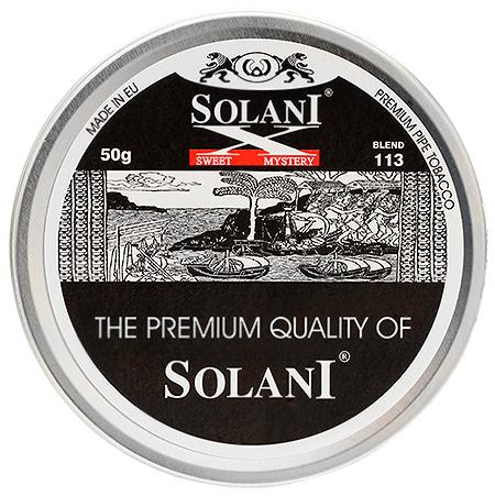 Solani X - Sweet Mystery 50g