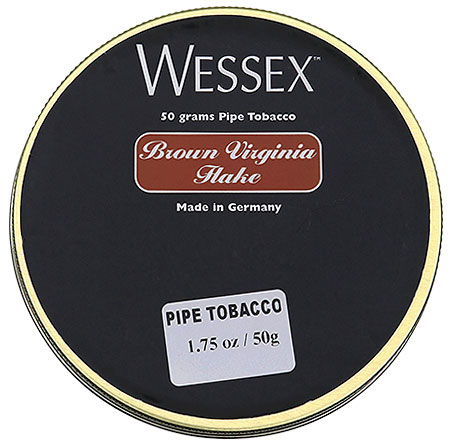 Wessex Brown Virginia Flake 50g