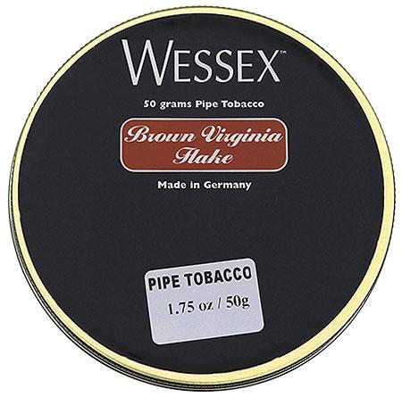 Wessex Brown Virginia Flake 50g