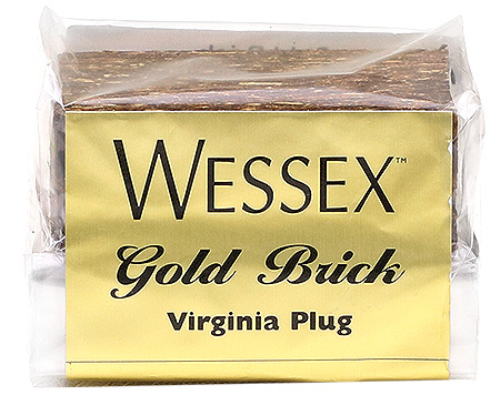 Gold Brick Virginia Plug 100g