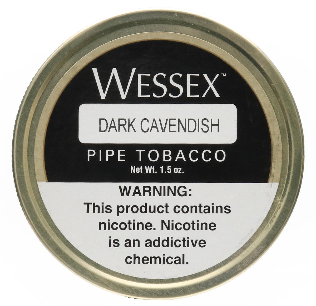 Wessex Dark Cavendish 1.5oz