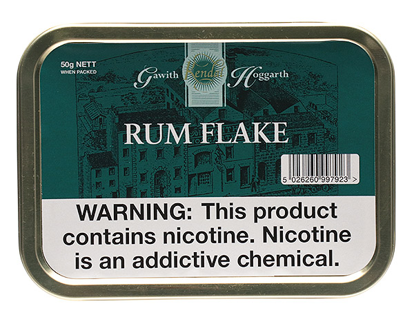 Gawith, Hoggarth & Co. Rum Flake 50g