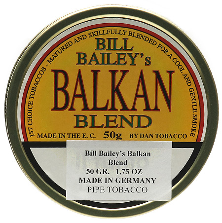 Dan Tobacco Bill Bailey