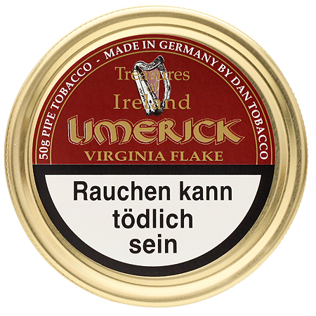 Dan Tobacco Treasures of Ireland: Limerick 50g