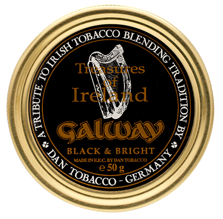 Dan Tobacco Treasures of Ireland: Galway 50g