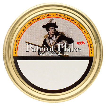 Dan Tobacco Patriot Flake 50g