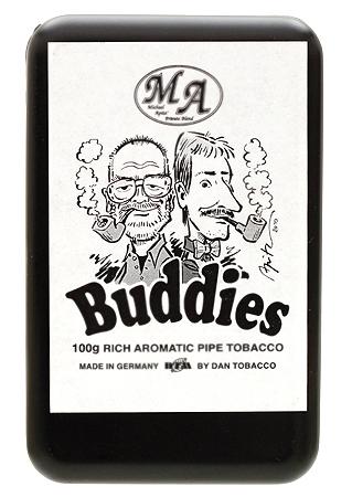 Dan Tobacco Buddies 100g