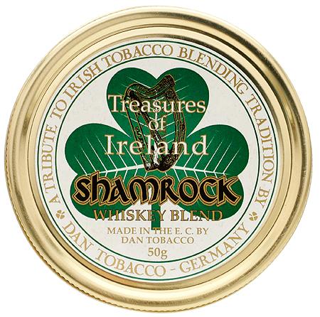 Treasures of Ireland: Shamrock 50g