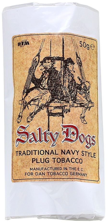 Dan Tobacco Salty Dogs 50g