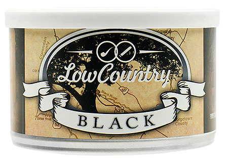 Low Country Tobacco Black 2oz