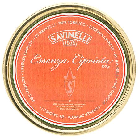 Savinelli, Essenza Cipriota [par Mac Baren ] 003-401-0008