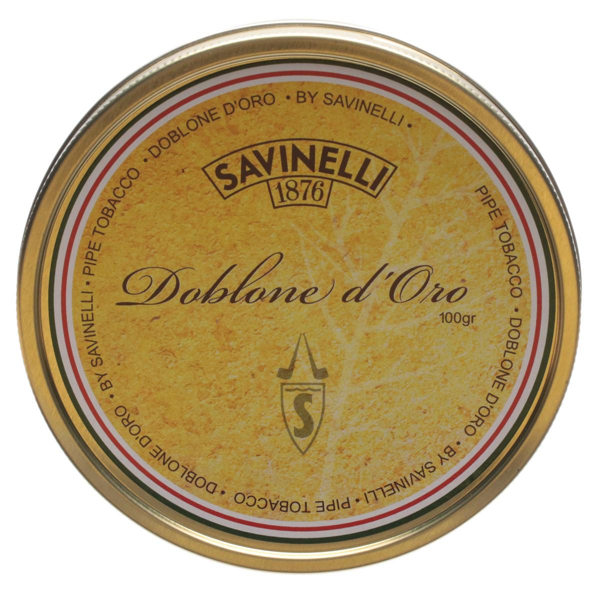 Savinelli Doblone d