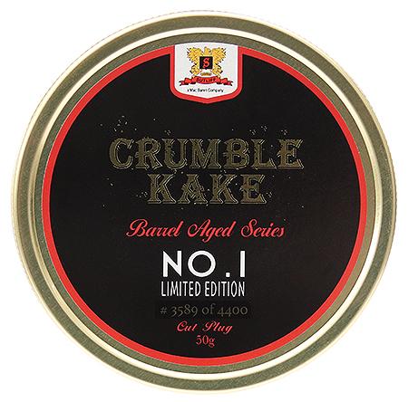 Sutliff Crumble Kake Barrel Aged Series No.1 Limited Edition 50g