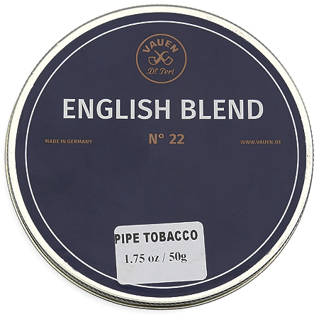 Vauen English Blend No. 22 50g