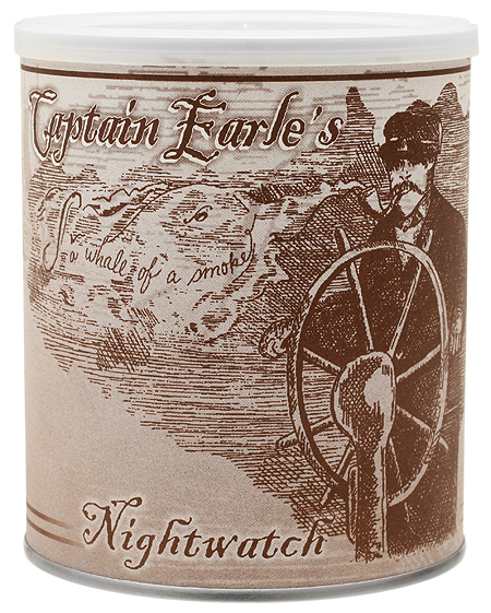 CaptainEarles Nightwatch 8oz