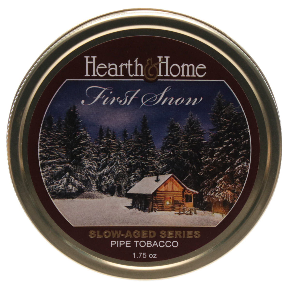 Hearth and Home Slow-Aged First Snow 1.75oz