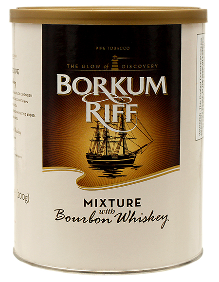 Borkum Riff Bourbon Whiskey 7oz