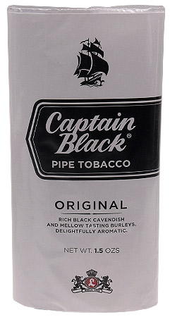 Captain Black:Original Pipe Tobacco