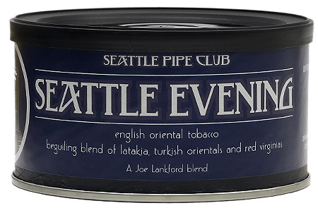 Seattle Pipe Club Seattle Evening 2oz