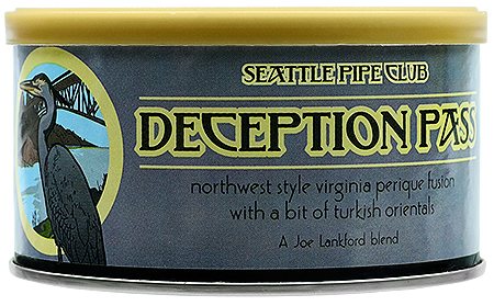 Seattle Pipe Club Deception Pass 2oz