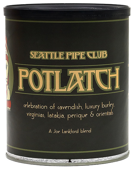 Seattle Pipe Club Potlatch 8oz