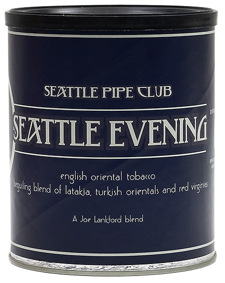 Seattle Pipe Club Seattle Evening 8oz