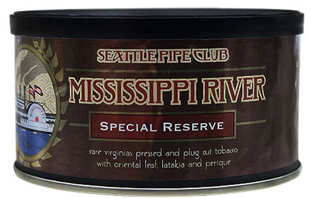 Seattle Pipe Club Mississippi River Special Reserve 4oz