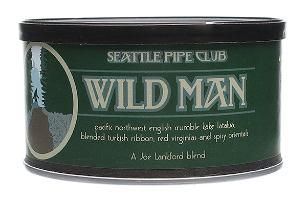 Seattle Pipe Club Wild Man 2oz