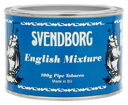Svendborg English Mixture 100g