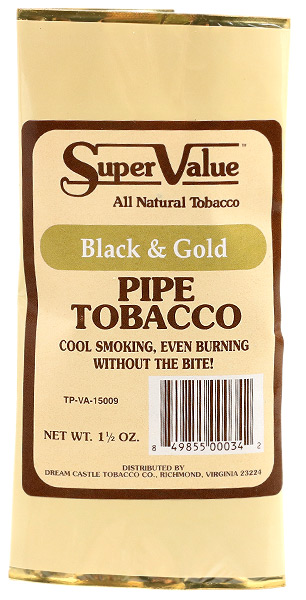 Super Value Black & Gold 1.5oz