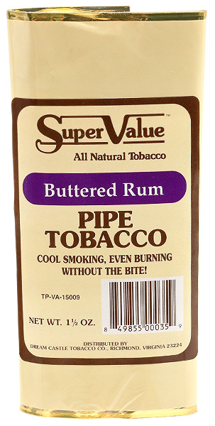 Super Value Buttered Rum 1.5oz