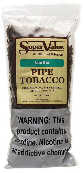 Super Value Vanilla 12oz