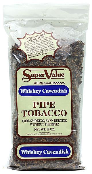 Super Value Whiskey Cavendish 12oz
