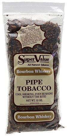 Super Value Bourbon Whiskey 12oz
