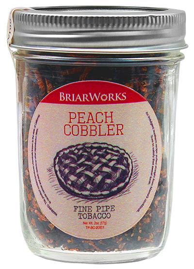 BriarWorks Peach Cobbler 2oz