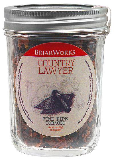 BriarWorks Country Lawyer 2oz