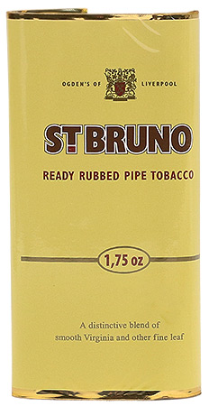 St. Bruno Ready Rubbed 1.75oz