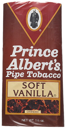 Prince Albert Soft Vanilla 1.5oz