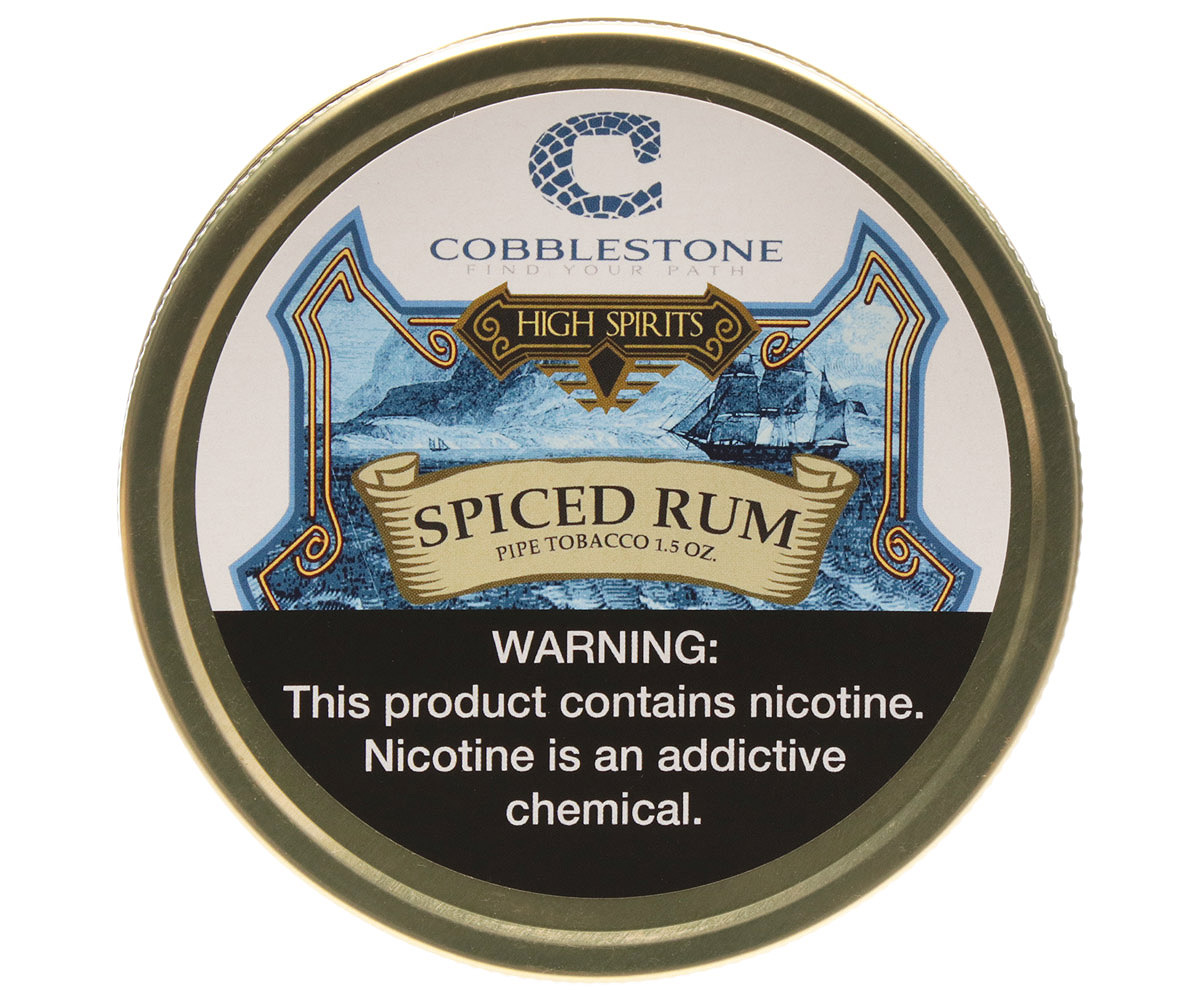 Cobblestone High Spirits Spiced Rum 1.5oz