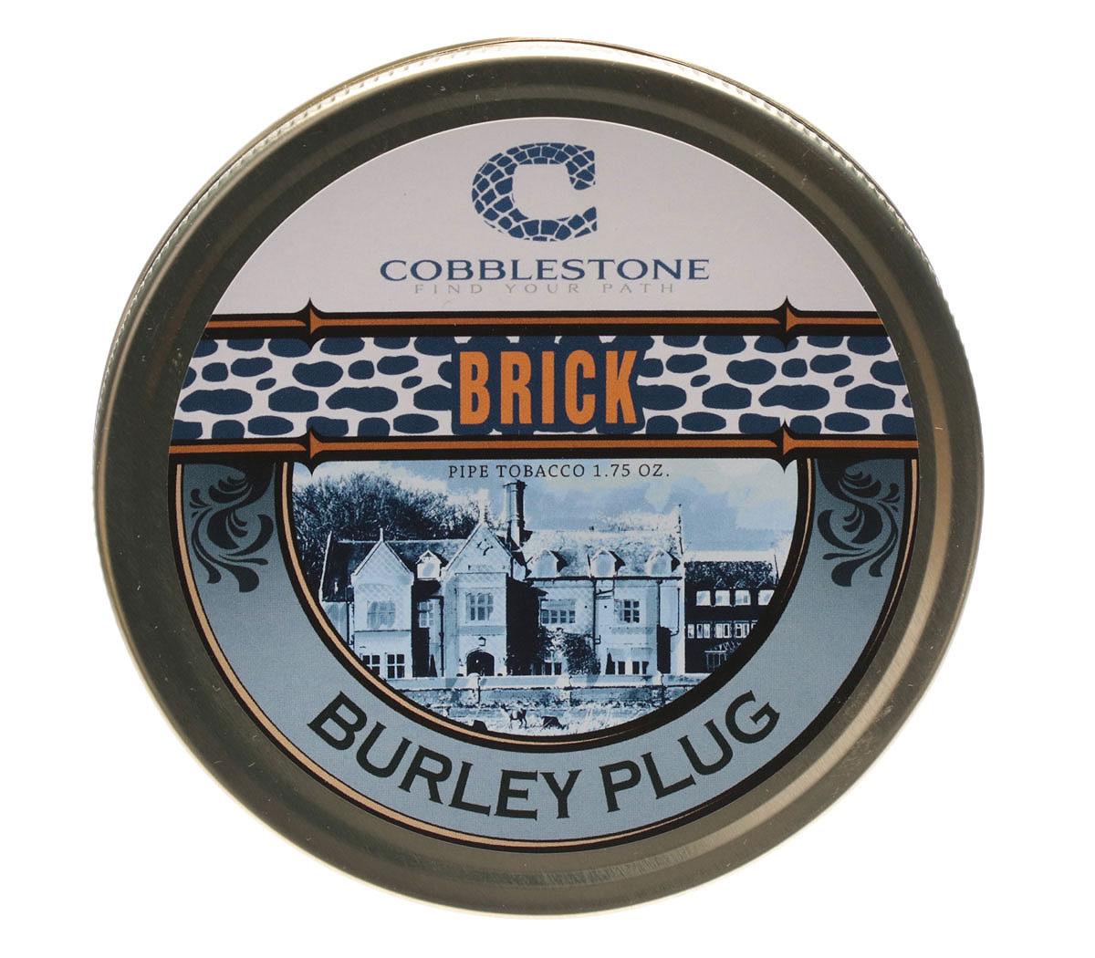 Cobblestone Brick Burley Plug 1.75oz