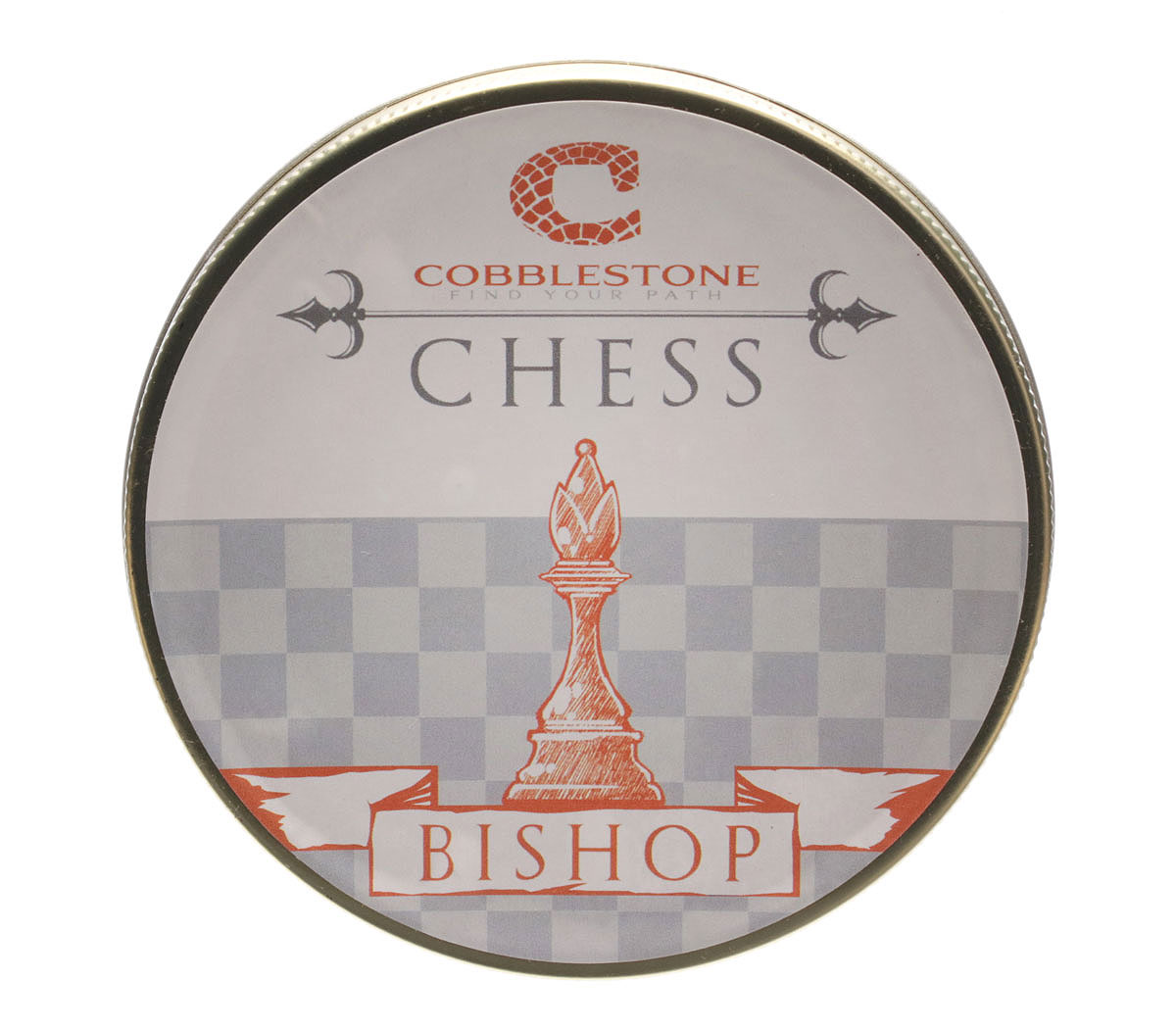 Cobblestone Chess Bishop 1.75oz