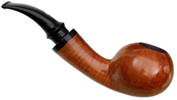 Danish Estate Nording Smooth Bent Apple (15) (Unsmoked)