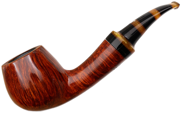 Danish Estate Nording Smooth Bent Brandy (19) (Unsmoked)