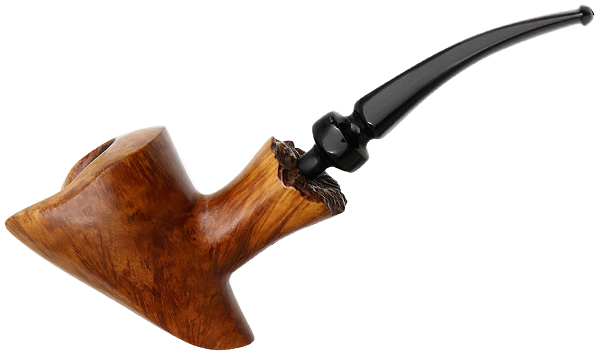 Danish Estate Ben Wade Royal Grain Freehand
