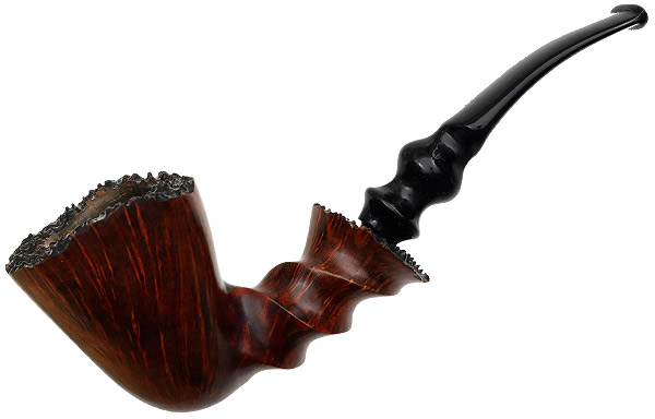 Danish Estate Ben Wade Spiral Smooth Bent Dublin