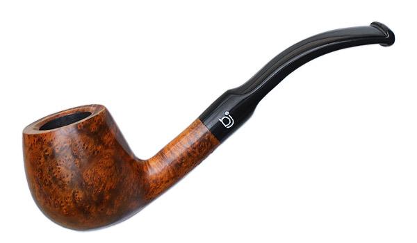 Bjarne Smooth Bent Apple (Unsmoked)