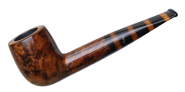 Danish Estate Nording Hunting Pipe Smooth Woodcock (2008) (Unsmoked)