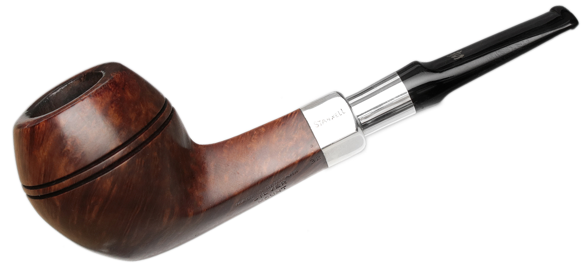 Danish Estate Stanwell Silver Mount Smooth (32) (pre-2010)