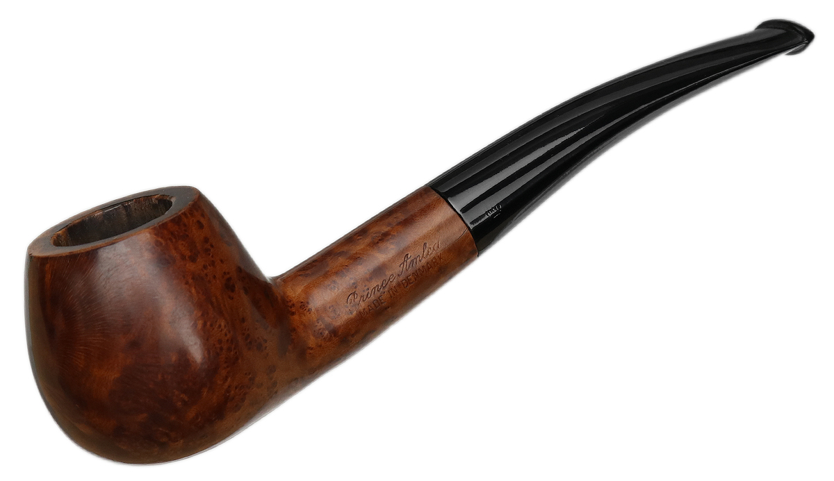 Danish Estate Prince Amled Smooth Bent Apple Sitter (12)
